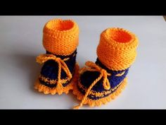 Crochet Lion, Crochet Baby, Baby Barn, Knit Baby Dress, Knit Boots, Crochet Videos, Baby Knitting Patterns, Baby Booties, Cute Babies