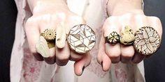 DIY Wood Rings