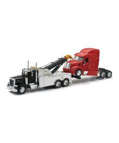 Peterbilt 379 Tow Truck
