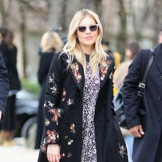 Sienna Miller Is Bringing Back the Haute Boho Look at Dior
