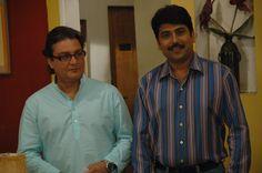 """Mr. Vinay Pathak(Actor) promoting his movie, """"Bheja Fry"""" on the sets of 'Taarak Mehta ka OOLTAH CHASHMAH'"""
