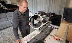 Composer Max Richter shows us around his recording studio in Berlin   Lifestyle   Wallpaper* Magazine: design, interiors, architecture, fashion, art