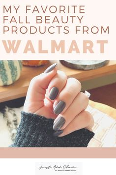 I love that Walmart has curbside pickup and delivery on most items. Rather than venturing in-store yourself or clicking through countless product pages, I have rounded up some of my absolute favorite Walmart beauty products to use this fall! Beauty Hacks, Walmart, My Favorite Things, Fall, Autumn, At Walmart, Beauty Tricks, Beauty Secrets, Beauty Tips