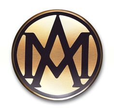  1921-1926  Aston Martin Logo. Discover more about our heritage at http://www.astonmartin.com/heritage #AstonMartin