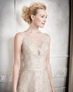 Kenneth Winston Brautkleid Kollektion 2017   #wedding #weddingdress #dress #lace #hochzeit #hochzeitskleid #brautkleid #spitze #kleid