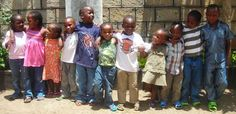 There are two million orphans in Kenya, an East African country of about 30…
