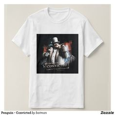 Penguin - Convicted T Shirt