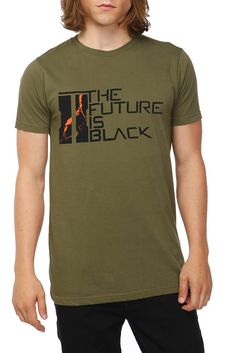 Call Of Duty Future Is Black T-Shirt