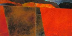 ArtSlant - Looking Inward: Indian Abstraction Deconstructed, Akbar Padamsee
