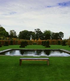 Autumn in the Silent Garden - Piet Oudolf design; Photograph by Alexandre Bailhache.