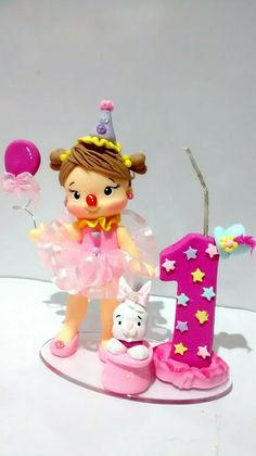 Circus Theme, Circus Party, Twin Birthday, Fondant Toppers, Balloons, Baby Shower, Dolls, Christmas Ornaments, Holiday Decor