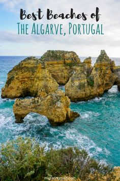 A Road Trip on the Algarve Coast, Portugal. Best beaches on the Algarve, most secluded beaches and the top things to do!
