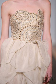 Dany Atrache Spring-summer 2016 - Couture