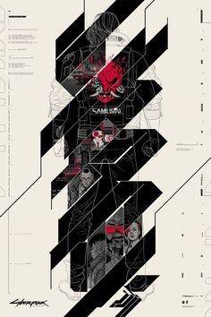 Cyberpunk 2077, Cyberpunk Kunst, Neon Jungle, Foto Casual, Pop Culture Art, New Poster, Night City, The Witcher, Science Fiction
