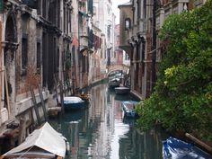 Venise-l'Hiver une belle découverte