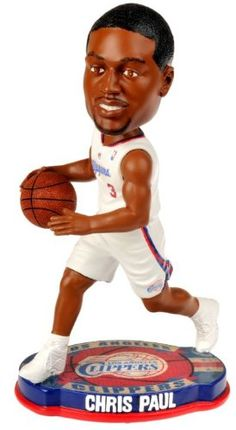 Forever Collectibles Los Angeles Clippers Chris Paul Bobblehead