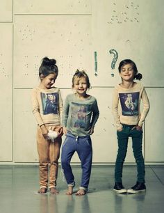 American Outfitters / AO, is a Belgian label for babies and children, with clothes and accessories for boys and girls. Young Fashion, Fashion Kids, Kids Girls, Baby Kids, Cool Kids Clothes, Kids Clothing, American Outfitters, Little Kid Fashion, Look Girl