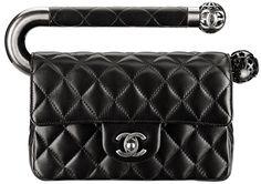 Chanel-Shiny-Lambsin-Evening-Flap-Bag-Black-1 http://www.lesbananas.us/2014/01/i-dream-chanel-flap-bag-new-year-new.html