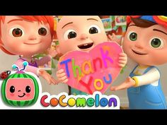 Thank You Song 2 more Nursery Rhymes & Kids Songs cocomelon These kids songs and kids learning are great for learning the alphabet, numbers, shapes, colors Abc Songs, Kids Songs, Thank You Song, Nursery Rhymes In English, Thanksgiving Songs, Learn Animation, Fall Preschool, Preschool Songs, Phonics Song