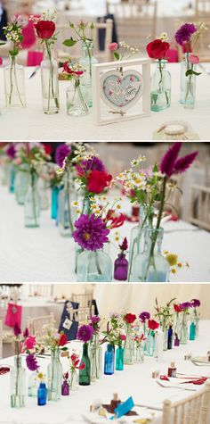 flowers in bottles http://www.photographer-north-wales.com/