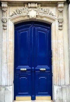 Paris Doors: Making an Entrance - Private Newport