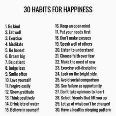 Motivation & Success Quotes: Todays challenge: pick 3 of these habits to focus on and adopt for the next week. Positive Thoughts, Positive Quotes, Motivational Quotes, Inspirational Quotes, Strong Quotes, Positive Vibes, The Words, Quotes To Live By, Life Quotes