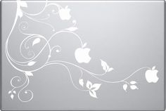 Apple Tree Macbook Sticker Decal