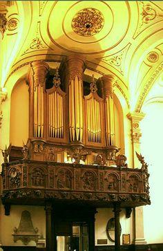 Bristol - Christ Church - Renatus Harris (1709)