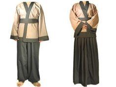 Three Kingdoms of Korea(BC57 - AD668), commoner's clothes.