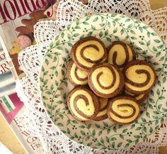 Cherry on a Cake: PINWHEEL COOKIES
