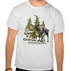 Always up for Adventure T-shirts