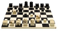 #design #bauhaus #chess