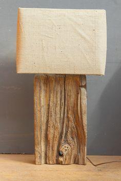 Driftwood Lamp,Rustic Dock wood Lamp,Drift Wood Lamp,Table Lamp 5 £125.00