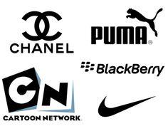 Sociétés utilisant le Noir dans leurs Logos. http://designer-blog.studiokarma.fr/quelles-couleurs-choisir-pour-votre-logo/