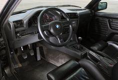 Interior Of BMW E30 Retro Cars, Vintage Cars, Bmw E30 Touring, Bmw Interior, V Engine, Bmw E30 M3, Bmw Series, Bmw Cars, Cars And Motorcycles