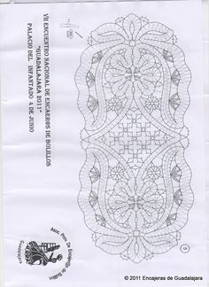 Web Pics and Patterns - Blanca Torres - Веб-альбомы Picasa.from her folder Web Patterns which has Romanian, Needle, Bobbin and Tatting patterns.over 600 patterns just in this folder. Bobbin Lace Patterns, Tatting Patterns, Embroidery Patterns, Crochet Patterns, Lace Jewelry, Beaded Jewelry Patterns, Romanian Lace, Bobbin Lacemaking, Web Patterns
