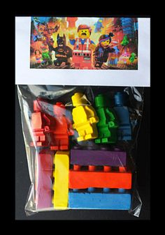 Hey, I found this really awesome Etsy listing at https://www.etsy.com/listing/178524578/lego-movie-crayon-pack-lego-mini-figues