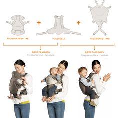 MyCarrier Stokke Baby Carrier Information - Stokke® Denmark