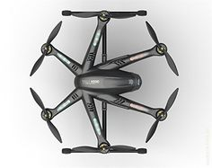 Walkera TALI H500 BNF GPS FPV Hexacopter Drone w/ G-3D Gimbal *No Radio - Camera - Battery or Charger - FAST FREE SHIPPING FROM Orlando, Florida USA! by Walkera