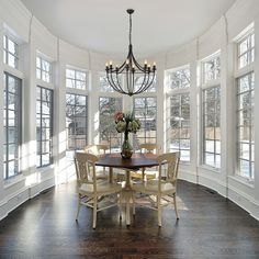 Madeliane from Savoy House offers up French antique style beauty with delicate crystal spears and a Wood and Iron finish. Antique Brass Chandelier, Limestone Tile, Elegant Chandeliers, Wooden Dining Tables, Kitchen Flooring, White Wood, Scandinavian Style, Kitchen Interior