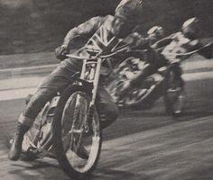 Vintage Speedway: Nigel Boocock