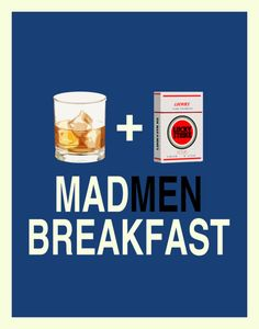 The most important meal of the day.