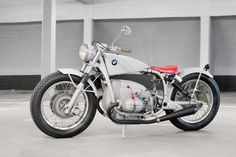 BMW R60 by Wang Motorcycles.