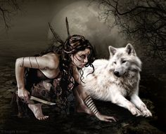 Huntress by ~RaquelKortizo on deviantART