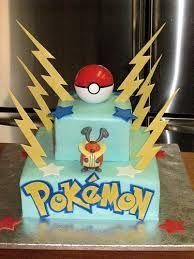 pokemon birthday cake - Google Search