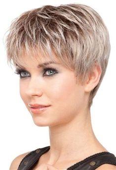 Estilo cabello corto para mujer