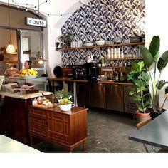 Barcelona // Bendita Helena Coffee House