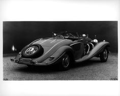 "Mercedes Benz cars | Mercedes-Benz 540 K ""Spezial-Roadster"", one of the most beautiful cars ..."