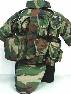 Interceptor Bulletproof Vest Multifunction