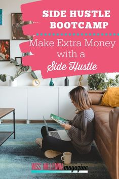 Fed up with working a job that you dread, but still want to make extra money? It's time to turn your own passions into profits & create a side hustle. It'll feed your bank account & give you more freedom! Earn Extra Cash, Making Extra Cash, Extra Money, Cash From Home, Work From Home Jobs, Make Money From Home, Way To Make Money, How To Make, Bank Account